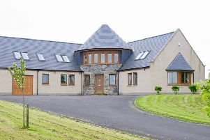 Teen Challenge North East Scotland's Benaiah facility near Mintlaw
