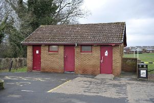 Coldstream public toilets