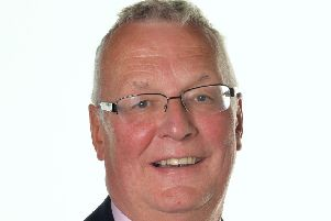 North Lanarkshire Council leader Jim Logue
