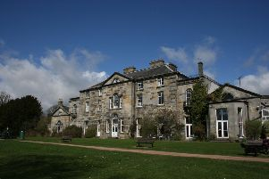 Oswald House, Kirkcaldy, major refurbishment due to complete Autumn 2019 thanks to �160,000 funding from Bank of Scotland