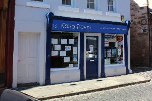 Kelso Travel after its revamp.