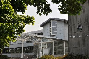 Scottish Borders Council headquarters in Newtown St Boswells.