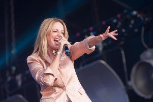 Clare Grogan is just one of the many talented acts performing at this year's True North Festival in Aberdeen.