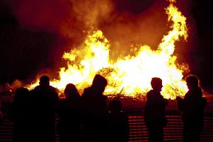 As usual, Bonfire Night proved to be the busiest night of the year for the Scottish Fire and Rescue Service.