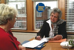 Don't ignore your debt and if needs be support is available from the Citizens Advice Bureau