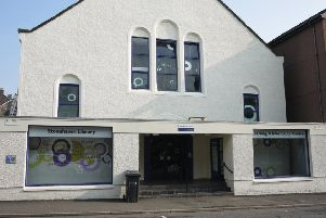 Stonehaven Library