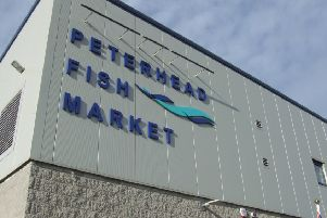 The new Peterhead Fish Market has received the highest grading
