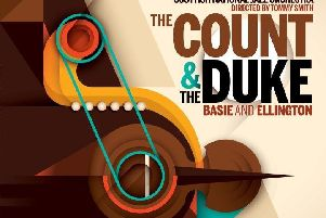 SNJO play the music of Count Basie and Duke Ellington at Aberdeen Music Hall.