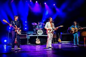 The Let It Be UK Tour is heading to Aberdeen. (Photo: Anthony Robling)