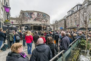 Large crowds enjoyed Jazz on the Green last year in Aberdeen ' and another large turn-out is expected for this year's event. (Photo: Earthly Light Photography)