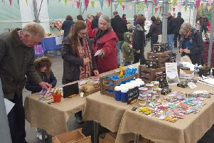 Seedy Sunday will take place in the poly tunnels on Sunday and a fantastic day is planned for visitors to this years event.