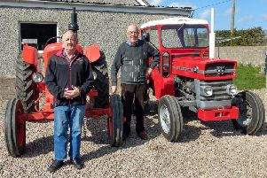 The Buchan Vintage Tractor Run will return for its 19th year
