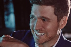 Michael Buble will bring the 'An Evening with Michael Buble' show to Aberdeen's new �333m venue, P&J Live.