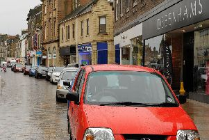 Five people have now been charged following an attempted murder in Kirkcaldy High Street on Saturday.