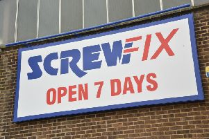 Screwfix is opening a new store in Cupar.