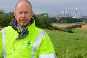 Chris Dailley, SEPA  Head of Environmental Performance
