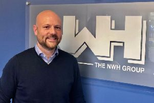 NWH Group has appointed Andrew Baker as head of commercial finance.