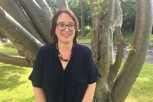 Emma Allen is excited about her role as Aberdeenshire's first 'virtual head teacher'