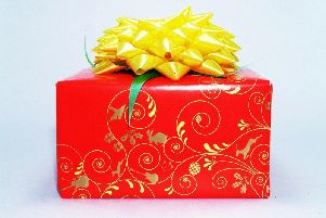 If you've received an unwanted gift this year, then turn it into cash for charity and hand it in to Bardardo's