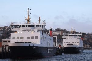 Ferry services would have a key role in the development of a Scottish Islands Passport.