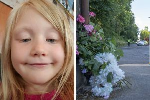 Alesha's body was discovered on Monday morning