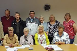 Bute Kidney Patients Support Group.