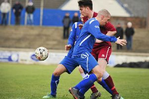 Eyemouth were the victims of a heavy defeat in Bo'ness