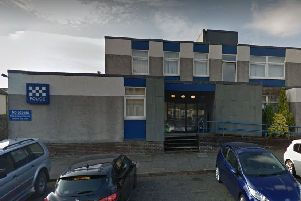 Rothesay Police Station. Photo: Google Maps.