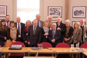 Argyll and Bute Council's World War One Committee holds its final meeting.