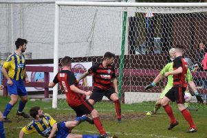 Rob Roy edged out Hurlford on penalties after a thriller at Guy's Meadow