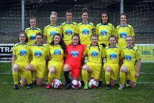 Lewis and Harris Womens FC.