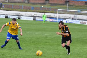 The Fifers are aiming to bounce back from their defeat at Cowdenbeath last weekend.