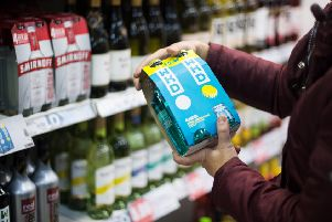 Minimum Unit Pricing for alcohol was introduced in Scotland in May 2018.