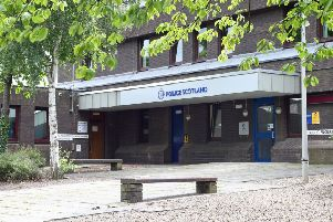 Dalkeith Police Station