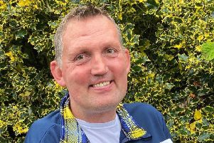 Doddie Weir has launched a new book, The World According to Doddie.