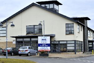 The former nurse who worked at Lanark Health Centre has been struck off.