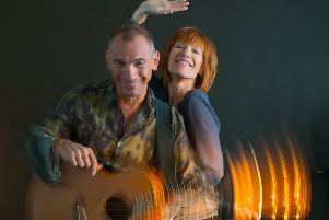Don't Go Breaking My Heart...Kiki Dee will bring multi-instrumentalist Carmelo Luggeri with her to Biggar, rather than her old pal Elton. But it's still certain to be a sell-out concert and the advice is to get your tickets, quick!