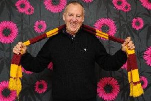 Motherwell FC legend Willie Pettigrew received the individual prize at Lanark Golf Club thanks to a stableford score of 38 points, which was two better than his nearest challenger.