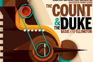 SNJO will have you swinging to The Count and The Duke.