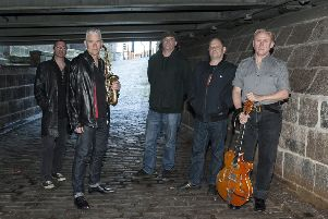 Theatre of Hate are playing King Tuts in Glasgow.