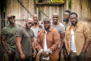 Naturally 7 have worked with some of the biggest names in the music world, from Michael Bubl� to Quincy Jones.