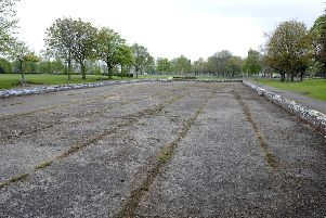 Zetland Park's famous paddling pool looks a bit barren now but plans are underway to turn it into an attractive natural pond feature for visitors and wildlife to enjoy