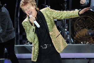 Rod Stewart has added an extra date in Glasgow to his UK tour. (Photo: Sean Hansford)