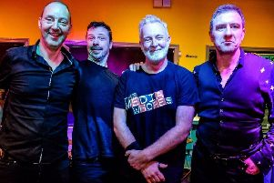 Falkirk's politically active and socially responsible punk rockers The Media Whores