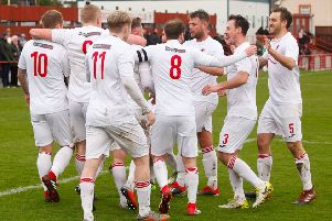 Bonnyrigg Rose have already shown their Lowland League credentials (picture: Scott Louden)