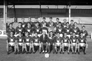 Duffy was in charge of this squad in 1989