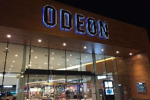 Odeon at Fort Kinnaird, Edinburgh.