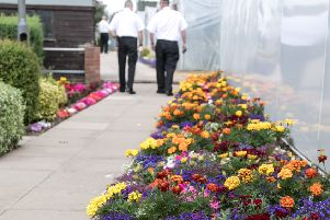 A therapeutic gardening scheme for people with dementia was launched at HMP Dumfries last August. An innovative joint venture between the Scottish Prison Service and Dumfries and Galloway Health and Social Care Partnership, it was also supported by Trellis.