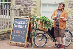 Whatever you're in the market for, you are sure to find it at New Lanark this Saturday and Sunday when the penultimate Makers' Market is staged from 10am to 5pm.