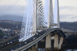 Has the Queensferry Crossing improved your journey?